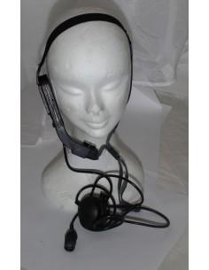 Headset/mic. military radio...