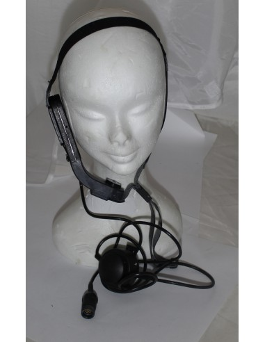Headset/mic. military radio SEM 52SL,...